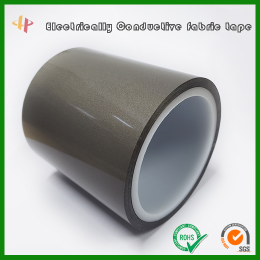 Electrically conductive fabric tape,High performanc electrica